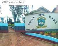Kiaguthu Boys High School