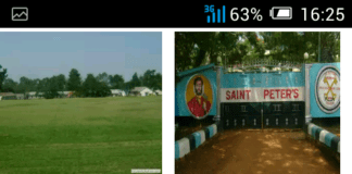 Pictorial view of student's life and times at St Peter's Mumias Boys' High School.