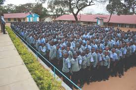 Makueni Boys High School; Student's life and times at the school in pictures.