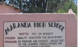 Maranda High KCSE results, location, contacts, admissions, Fees and more.