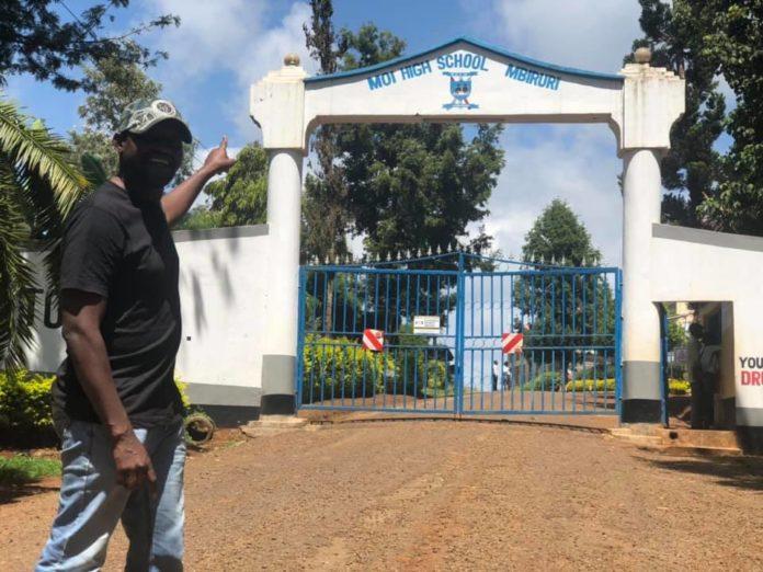 Mbiruri High School