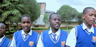 Moi Gesusu High school KCSE results.