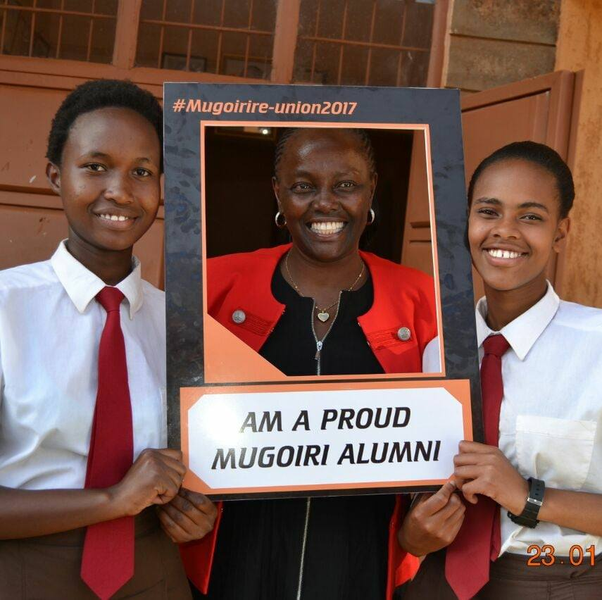 Mugoiri Girls High School