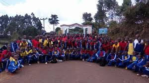 Student's life and times at njiiri school/ Pictorial views.