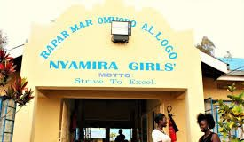 Student life and times at Nyamira Girls High School.