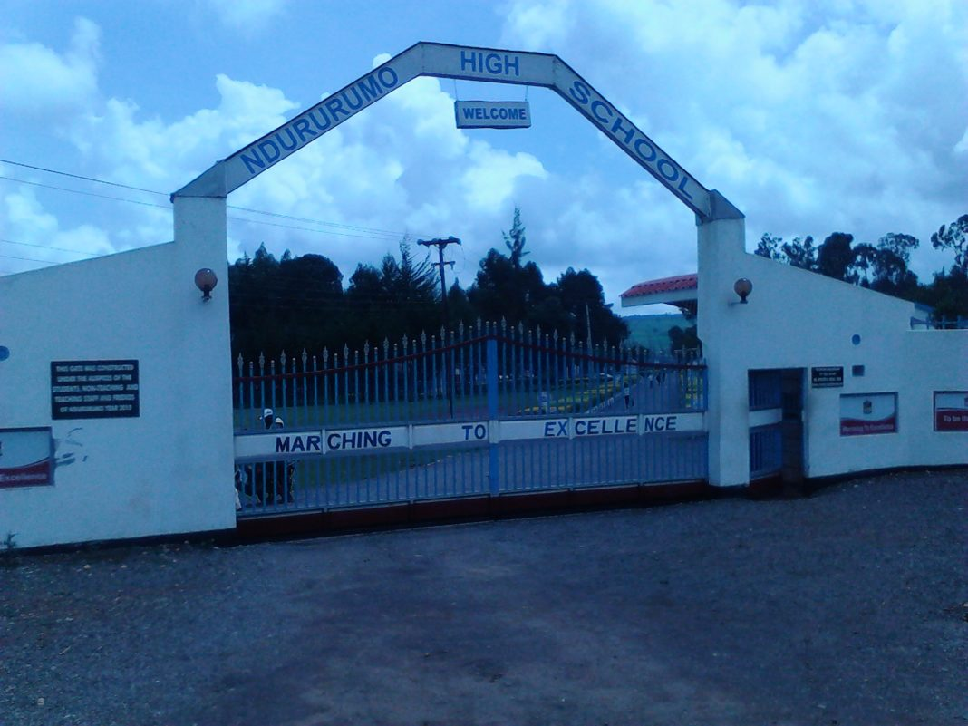 Ndururmo High School