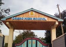 Orero High School KCSE results