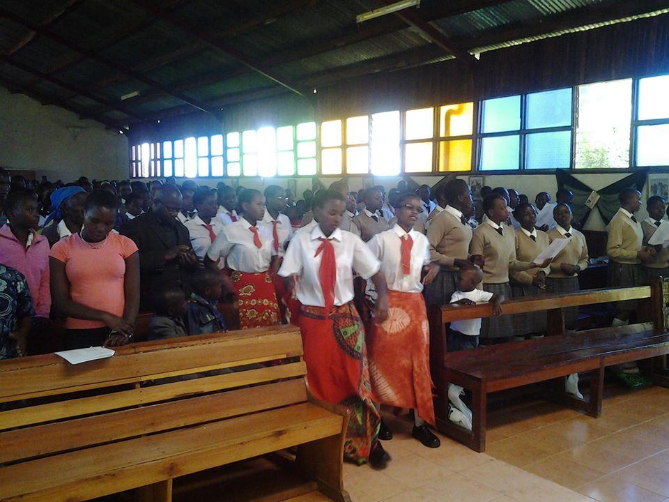 Sacred Heart Roret Girls Secondary School.