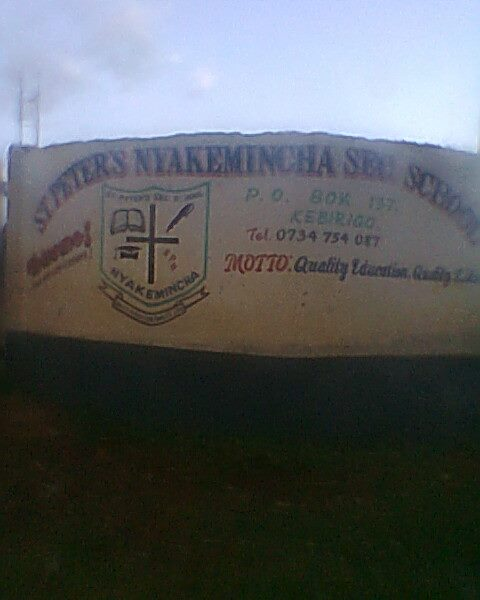 St Peters Nyakemincha Secondary School