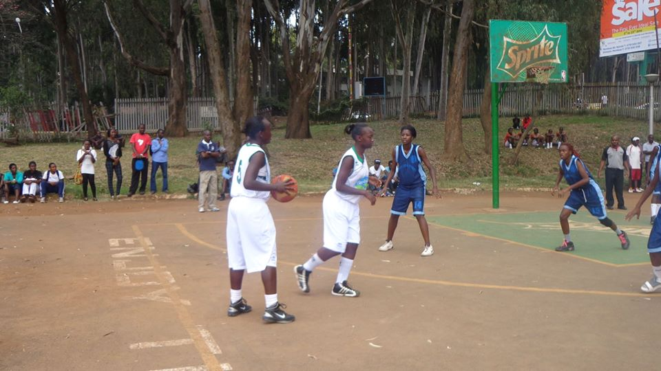 Pictorial view of the scenes at Buruburu Girls High School.
