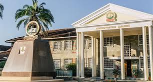 Kabarak University's main campus, Nakuru.