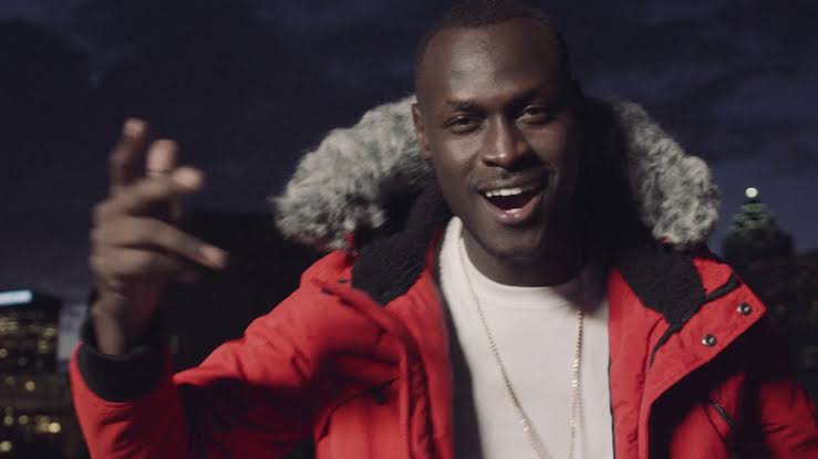 Rapper King Kaka whose hit song 'Wajiniga Nyinyi' has caused a storm in the country.