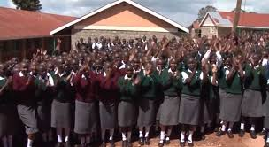 Student's life and times at Metkei Girls Secondary school/ In pictures.