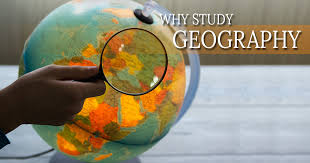 Bachelor of Science in Geography course