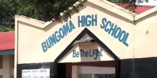 Bungoma Boys High School
