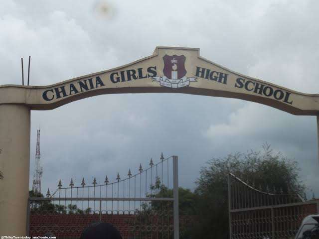 Chania Girls High School in Kiambu