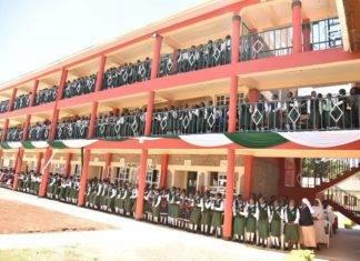 Chepterit Girls High School details