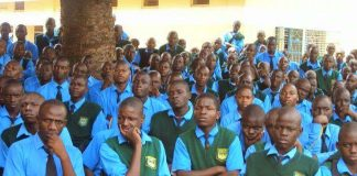 Chesamisi Boys High School