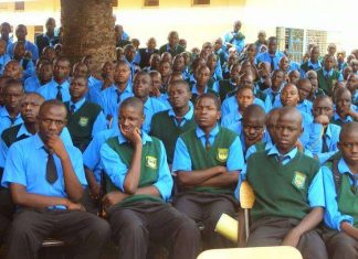 Chesamisi Boys High School