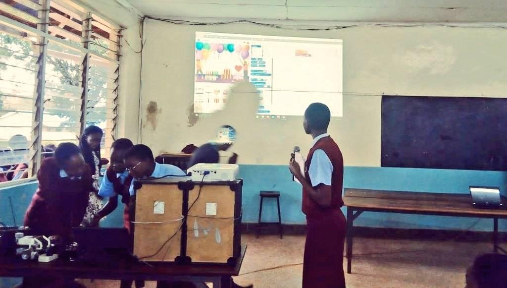 Moi Girls High School, Vokoli; All details