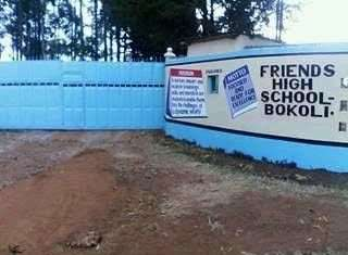 Friends School Bokoli High School