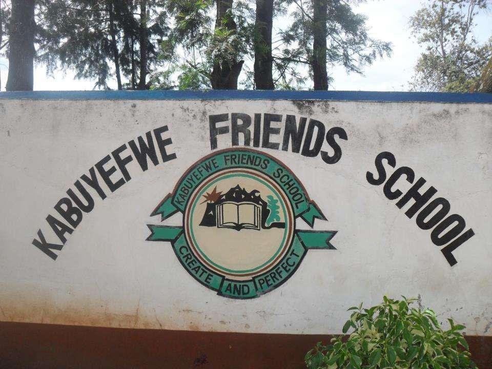 Friends School Kabuyefwe Boys