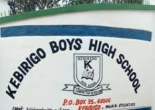 Kebirigo Boys High School 11