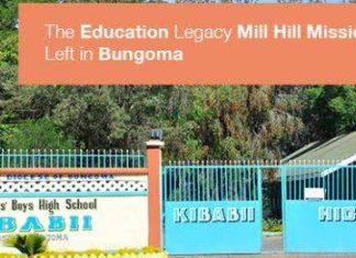 Kibabii Boys High School details