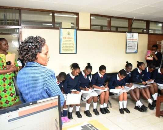 Kijabe Girls High School