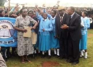 Kiria-Ini Girls Secondary School's