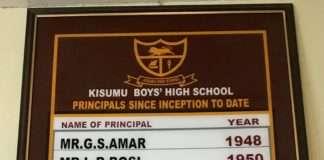 Kisumu Boys High School details
