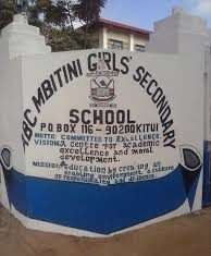 Mbitini Girls High School details