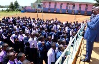 Muhoho High School