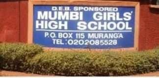 Mumbi Girls High School