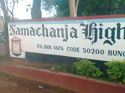 Namachanja Secondary School