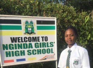 Nginda Girl's High School (Maragua)