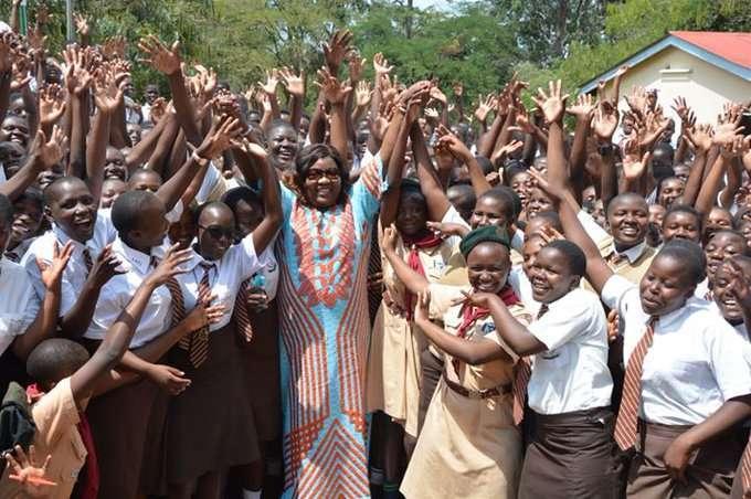 Ogande Girls High School