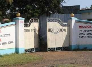 Otieno Oyoo Secondary School all details
