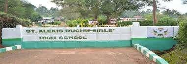Ruchu Girls high school