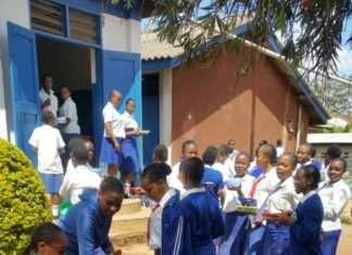 Senior Chief Mwangeka Girls Secondary School