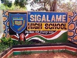 Sigalame Boys High School