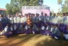 St Joseph's Girls High School Kitale