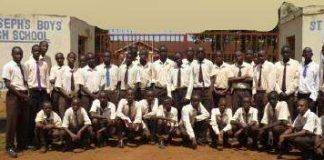 St Josephs Boys High School Kitale