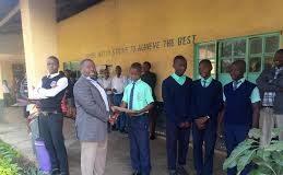 St Mathias Matinyani Boys Secondary School, Kitui