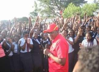 St. Monica Chakol Girls High School