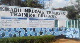 Kibabii Teachers Training College' Kibabii TTC Courses and other details