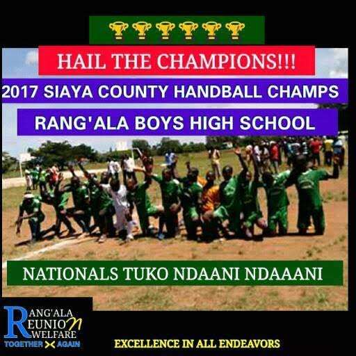 Rang'ala Boys' High School