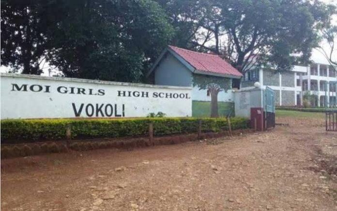 Moi Girls High School Vokoli