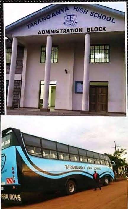 Tarang'anya High School