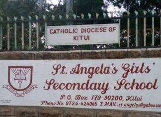 St Angela's Girls Secondary School